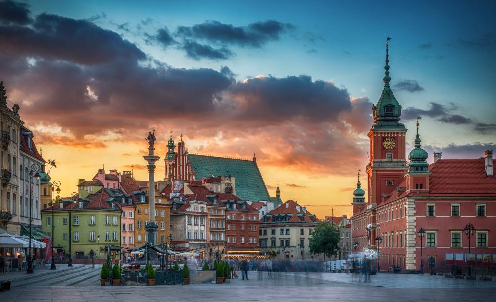 Historisches Warschau: Eine Stadt atmet Geschichte