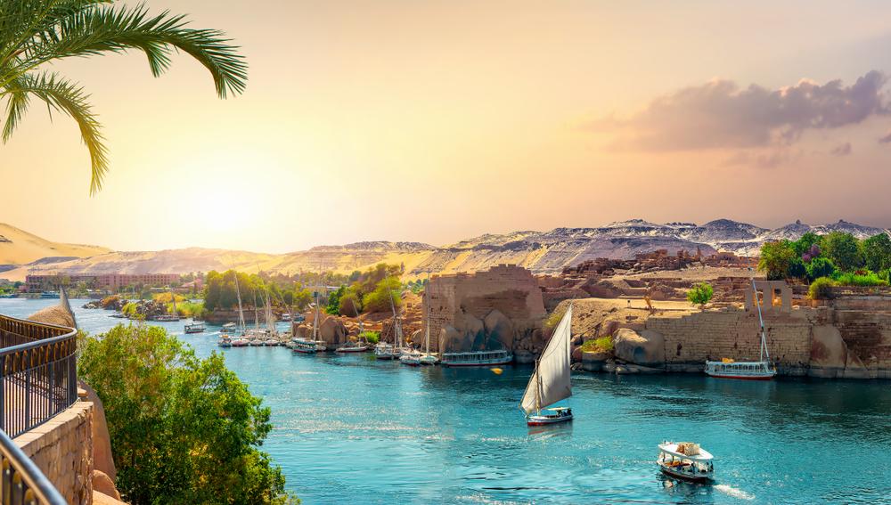 Nilkreuzfahrt durch Ägypten: Auf der Reise durchs Land der Pharaonen