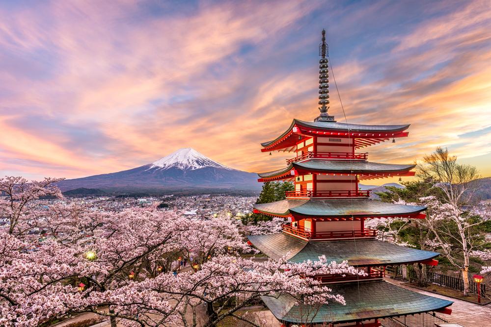 Rundreise durch Japan: Die schönsten Ziele und Sehenswürdigkeiten