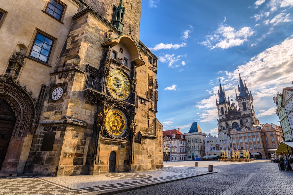 Öffentliche Verkehrsmittel Prag